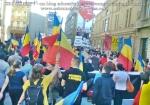 poze imagini foto video marsul unirii 20 octombrie 10 2013 bucuresti parlament basarabia e unirea romania republica moldova protest exploatare proiect rosia montana gaze de sist 50