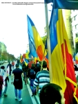 poze imagini foto video marsul unirii 20 octombrie 10 2013 bucuresti parlament basarabia e unirea romania republica moldova protest exploatare proiect rosia montana gaze de sist 61