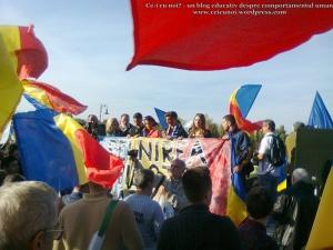 poze imagini foto video marsul unirii 20 octombrie 10 2013 bucuresti parlament basarabia e unirea romania republica moldova protest exploatare proiect rosia montana gaze de sist 62