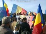 poze imagini foto video marsul unirii 20 octombrie 10 2013 bucuresti parlament basarabia e unirea romania republica moldova protest exploatare proiect rosia montana gaze de sist 63
