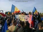 poze imagini foto video marsul unirii 20 octombrie 10 2013 bucuresti parlament basarabia e unirea romania republica moldova protest exploatare proiect rosia montana gaze de sist 64