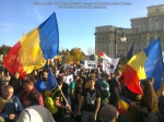 poze imagini foto video marsul unirii 20 octombrie 10 2013 bucuresti parlament basarabia e unirea romania republica moldova protest exploatare proiect rosia montana gaze de sist 65