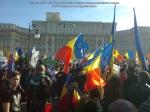 poze imagini foto video marsul unirii 20 octombrie 10 2013 bucuresti parlament basarabia e unirea romania republica moldova protest exploatare proiect rosia montana gaze de sist 66