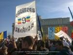 poze imagini foto video marsul unirii 20 octombrie 10 2013 bucuresti parlament basarabia e unirea romania republica moldova protest exploatare proiect rosia montana gaze de sist 69