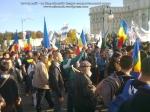poze imagini foto video marsul unirii 20 octombrie 10 2013 bucuresti parlament basarabia e unirea romania republica moldova protest exploatare proiect rosia montana gaze de sist 70