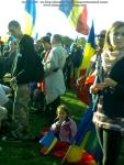 poze imagini foto video marsul unirii 20 octombrie 10 2013 bucuresti parlament basarabia e unirea romania republica moldova protest exploatare proiect rosia montana gaze de sist 75