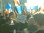 poze imagini foto video marsul unirii 20 octombrie 10 2013 bucuresti parlament basarabia e unirea romania republica moldova protest exploatare proiect rosia montana gaze de sist 76