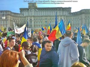 poze imagini foto video marsul unirii 20 octombrie 10 2013 bucuresti parlament basarabia e unirea romania republica moldova protest exploatare proiect rosia montana gaze de sist 78