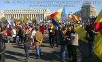 poze imagini foto video marsul unirii 20 octombrie 10 2013 bucuresti parlament basarabia e unirea romania republica moldova protest exploatare proiect rosia montana gaze de sist 8