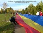 poze imagini foto video marsul unirii 20 octombrie 10 2013 bucuresti parlament basarabia e unirea romania republica moldova protest exploatare proiect rosia montana gaze de sist 85