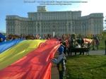 poze imagini foto video marsul unirii 20 octombrie 10 2013 bucuresti parlament basarabia e unirea romania republica moldova protest exploatare proiect rosia montana gaze de sist 86