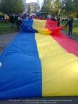 poze imagini foto video marsul unirii 20 octombrie 10 2013 bucuresti parlament basarabia e unirea romania republica moldova protest exploatare proiect rosia montana gaze de sist 90