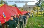 poze imagini foto video marsul unirii 20 octombrie 10 2013 bucuresti parlament basarabia e unirea romania republica moldova protest exploatare proiect rosia montana gaze de sist 99