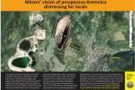 poze imagini proiect minier mina Kremnica Slovacia exploatare aur cariera deschisa cu cianuri aproape oras cladiri istorie patrimoniu cultura poluare iazuri decantare solidaritate campania rosia montana 5