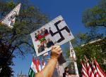 steag ungaria formatiunea jobbik culori rosu alb verde in campania contul facebook logo uniti salvam rosia montana soros sponsorizeaza ong urile impotriva proiectului minier cianuri 13