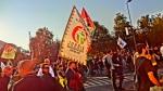 steag ungaria formatiunea jobbik culori rosu alb verde in campania contul facebook logo uniti salvam rosia montana soros sponsorizeaza ong urile impotriva proiectului minier cianuri 14