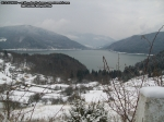 poze imagini foto peisaj iarna bicaz judet neamt moldova romania europa zapada baraj lac izvorul muntelui apa case pe dealuri brazi padure munte  4