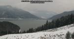 poze imagini foto peisaj iarna bicaz judet neamt moldova romania europa zapada baraj lac izvorul muntelui apa case pe dealuri brazi padure munte  7