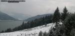 poze imagini foto peisaj iarna bicaz judet neamt moldova romania europa zapada baraj lac izvorul muntelui apa case pe dealuri brazi padure munte  8