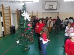 targ decoratiuni cadouri felicitari ornamente obiecte pictate decorate craciun sarbatori iarna facute de copii elevi scoala sala sport bucuresti decembrie 2013 1
