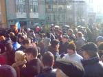 ziua nationala a Romaniei 1 intai decembrie 12 2013 Targu Mures manifestatie sarbatoare parada militara parasutist steagul romaniei tineri romani patrioti la multi ani 17