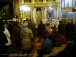 ziua nationala a Romaniei 1 intai decembrie 12 2013 Targu Mures slujba religioasa biserica altar catapeteasma steagul romaniei tineri romani patrioti la multi ani 10