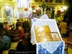 ziua nationala a Romaniei 1 intai decembrie 12 2013 Targu Mures slujba religioasa biserica altar catapeteasma steagul romaniei tineri romani patrioti la multi ani 8