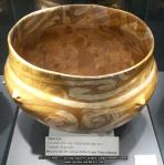 15 poze imagini foto muzeul istorie arheologie arta cultura civilizatia cucuteni piatra neamt istoria milenara a romaniei artefacte vase ceramice figurine obiecte ceramica de cucuteni arta eneolitica