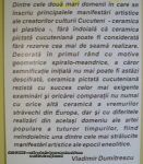 23 poze imagini foto muzeul istorie arheologie arta cultura civilizatia cucuteni piatra neamt istoria milenara a romaniei artefacte vase ceramice figurine obiecte ceramica de cucuteni arta eneolitica