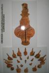 51 poze imagini foto muzeul istorie arheologie arta cultura civilizatia pre cucuteni piatra neamt soborul zeitelor colectie figurine artefacte vechi vase ceramice obiecte antice moldova Romania