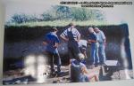 57 poze imagini foto muzeul istorie arheologie arta cultura civilizatia pre cucuteni piatra neamt sapaturi arheologice santier artefacte vechi restaurare modelare vase ceramice obiecte antice Romania