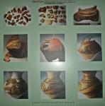 61 poze imagini foto muzeul istorie arheologie arta cultura civilizatia pre cucuteni piatra neamt sapaturi arheologice santier artefacte vechi restaurare modelare vase ceramice obiecte antice Romania