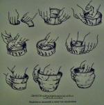 66 poze imagini foto muzeul istorie arheologie arta cultura civilizatia pre cucuteni piatra neamt sapaturi arheologice santier artefacte vechi restaurare modelare vase ceramice obiecte antice Romania