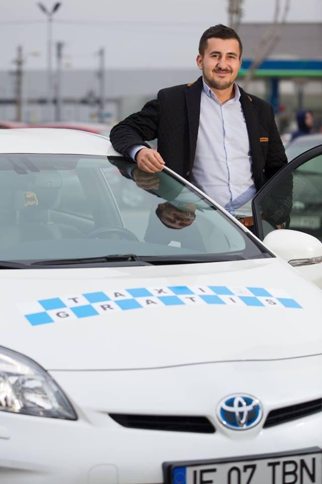 alex bobes transort taxi gratis gratuit in Bucuresti toyota pentru persoane cu probleme financiare fara bani medicale locomotorii amarate nevoiasi saraci handicap fizic probleme deplasare urgente nevazatori