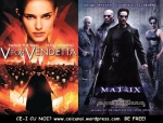 Compilatie VIDEO mesaje trezirea la realitate in film V for Vendetta si Matrix Sistemul de sclavie moderna prezentat in filme educative fii liber be free documentare despre lumea realitatea reala traim 1
