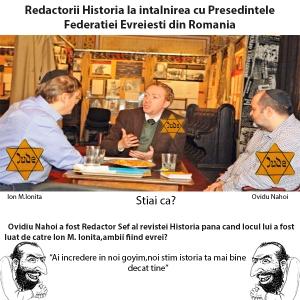 consiliul redactional redactia site articole historia istoria romaniei generala evrei care decid ce se publica anti romani 2