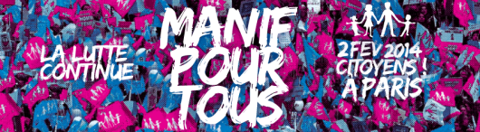 francezii franta se mobilizeaza 2 februarie 2014 pentru apararea familia traditionala manifestatie miting La Manif impotriva legi miscari presiune lobby Gay LGBT in Europa Uniunea Europeana