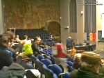 2 conferinta adevarul despre istoria Romaniei 21 02 februarie 2014 Bucuresti facultatea arhitectura ion mincu asociatia Vatra Daciei Pe urmele geto-dacilor  istoria ascunsa a romanilor proiecte neamul romanesc