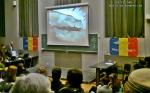 8 conferinta adevarul despre istoria Romaniei 21 02 februarie 2014 Bucuresti facultatea arhitectura ion mincu asociatia Vatra Daciei Pe urmele geto-dacilor  istoria ascunsa a romanilor proiecte neamul romanesc
