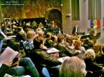 9 conferinta adevarul despre istoria Romaniei 21 02 februarie 2014 Bucuresti facultatea arhitectura ion mincu asociatia Vatra Daciei Pe urmele geto-dacilor  istoria ascunsa a romanilor proiecte neamul romanesc