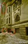 poze imagini galerie foto atentie cad turturi zapada cladiri - FOTO Bucuresti iarna 2013 2014 problema bucatilor de gheata care ne pica in cap romanii sunt inconstienti si ignoranti cu privire la propria viata 13