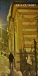 poze imagini galerie foto atentie cad turturi zapada cladiri - FOTO Bucuresti iarna 2013 2014 problema bucatilor de gheata care ne pica in cap romanii sunt inconstienti si ignoranti cu privire la propria viata 16