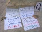 poze imagini galerie foto protest 16 februarie 2014 bucuresti universitate impotriva distrugerii spatiilor verzi constructii pe spatiile verzi publice coruptie ilegalitati manifestatie miting proteste 13