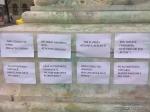 poze imagini galerie foto protest 16 februarie 2014 bucuresti universitate impotriva distrugerii spatiilor verzi constructii pe spatiile verzi publice coruptie ilegalitati manifestatie miting proteste 17