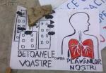 poze imagini galerie foto protest 16 februarie 2014 bucuresti universitate impotriva distrugerii spatiilor verzi constructii pe spatiile verzi publice coruptie ilegalitati manifestatie miting proteste 18
