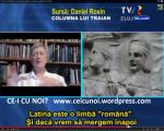 Interviu Miceal Ledwith 2014 studiu Mark Pagel istoria adevarata a limbilor europene si a limbii romane Latina provine din limba romana si nu invers oamenii sunt buni dezvoltare cooperare impartire resurse 1