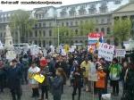 poze imagini foto protest national 6 aprilie 2014 impotriva gazelor de sist, miting anti fracking, contra exploatare gaze neconventionale prin fracturare hidraulica toxica fracking 12