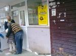 afise lipite protest manifestatie manifestare miting anti contra gaze sist exploatare hidraulica fracking 6 aprilie 2014 bucuresti romania strainatate zi nationala impotriva exploatarii 12