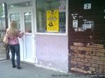 afise lipite protest manifestatie manifestare miting anti contra gaze sist exploatare hidraulica fracking 6 aprilie 2014 bucuresti romania strainatate zi nationala impotriva exploatarii 13