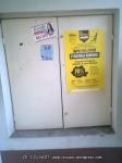 afise lipite protest manifestatie manifestare miting anti contra gaze sist exploatare hidraulica fracking 6 aprilie 2014 bucuresti romania strainatate zi nationala impotriva exploatarii 15